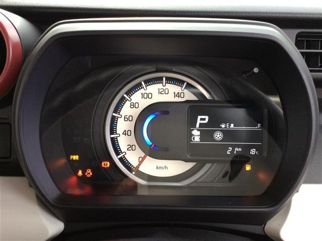 ハイブリッドX 登録済未使用車 両側パワスラ オーディオレス プッシュスタート Aストップ スズキセーフティサポート クルコン スマートキー 横滑り防止機能 電動格納ミラー シートヒーター コーナーセンサー 取説(9枚目)