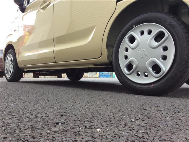 ハイブリッドX 登録済未使用車 両側パワスラ オーディオレス プッシュスタート Aストップ スズキセーフティサポート クルコン スマートキー 横滑り防止機能 電動格納ミラー シートヒーター コーナーセンサー 取説(16枚目)