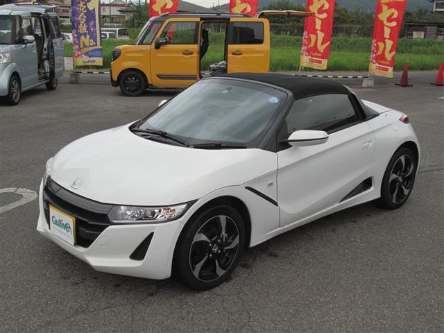 「ホンダ」「S660」「オープンカー」「広島県」の中古車8