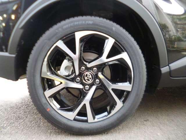 トヨタ C-HR G 新車未登録