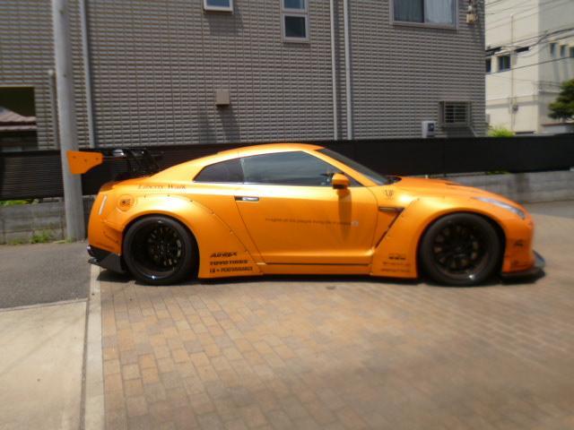 日産 GT-R プレミアムエディション Liberty Walk LB