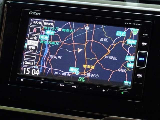 13G・L ホンダセンシング 当社展示車メモリーナビETCリ(9枚目)