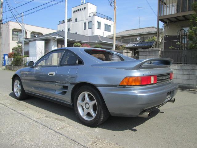 トヨタ MR2 GT-S ターボ 5MT