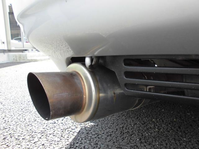 トヨタ MR2 GTターボ 社外インタークーラー 強化クラッチ