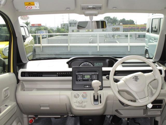 FA 2WD CVT 盗難警報装置 CDステレオ キーレスキー(2枚目)