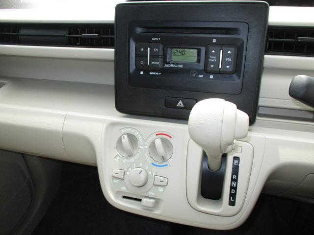FA 2WD CVT 盗難警報装置 CDステレオ キーレスキー(5枚目)