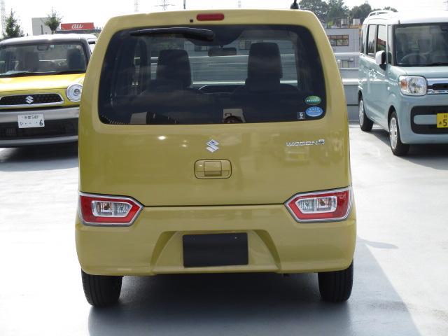 FA 2WD CVT 盗難警報装置 CDステレオ キーレスキー(14枚目)