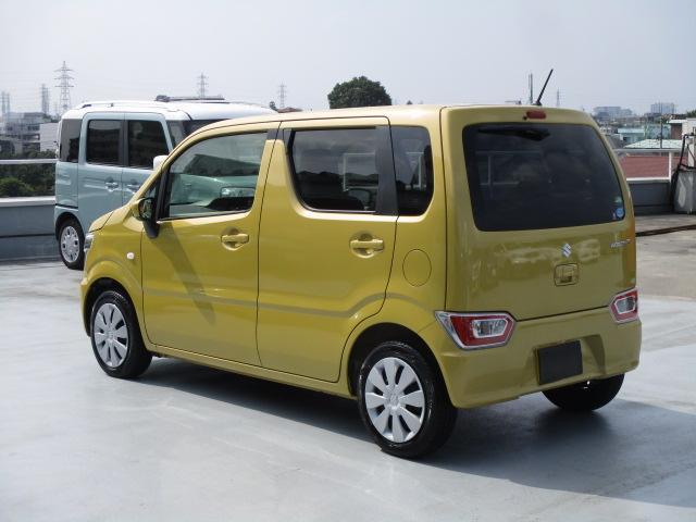 FA 2WD CVT 盗難警報装置 CDステレオ キーレスキー(15枚目)