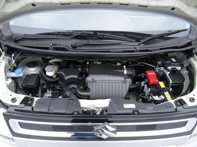 ハイブリッドFX HYBRID FX 2型 2WD CVT デュアルセンサーブレーキ 後退時ブレーキサポート(15枚目)