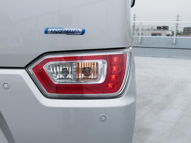 ハイブリッドFX HYBRID FX 2型 2WD CVT デュアルセンサーブレーキ 後退時ブレーキサポート(21枚目)