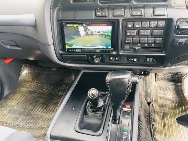 トヨタ ランドクルーザー80 VXリミテッド 丸目換装 60フェイス 新品タイヤ 新品AW