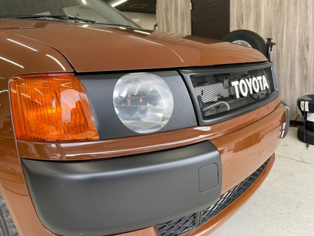 DXコンフォートパッケージ 新品シートカバー 新品MTタイヤ カスタム 新品ルーフラック リフトアップ オリジナルTOYOTAグリル ウインカーオレンジ塗装(20枚目)