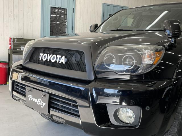 SSR-X Vセレクション リフトアップ 新品オリジナルTOYOTAグリル 新品シートカバー イカリングヘッドライト LEDテール 20インチAW BFグッドリッチ(4枚目)