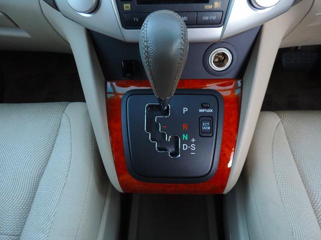 トヨタ ハリアー 240G Lパッケージ Bカメラ 純正HDD JBL