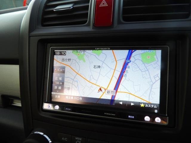 ホンダ CR-V ZX 4WD メモリーナビ フルセグ 18AW
