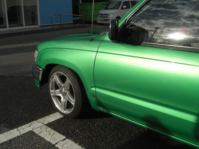 トヨタ ハイラックススポーツピック エクストラキャブ