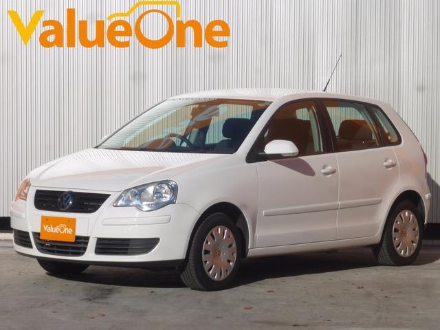 フォルクスワーゲン VW ポロ 1.4 トレンドライン 禁煙車 ETC 無料1年保証付き