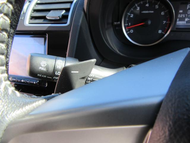 パドルシフトも搭載。国産車でパドルシフトを搭載している車両は数少ないです。