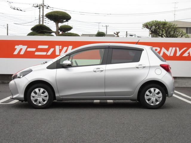 「トヨタ」「ヴィッツ」「コンパクトカー」「埼玉県」の中古車5