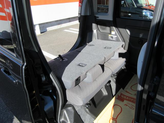 G 除菌済 ワンオーナー 社外ナビ ワンセグTV CD ETC 両側スライドドア シートヒーター オートエアコン プッシュスタート スマートキー アイドリングストップ 電動格納ミラー ベンチシート(25枚目)