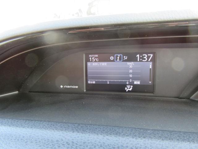 ハイブリッドGi 除菌済 ワンオーナー 衝突被害軽減システム フリップダウンモニタ 社外ナビ フルセグ ブルートゥース バックカメラ ETC シートヒーター LED オートライト フォグ スマートキー フルフラット(59枚目)