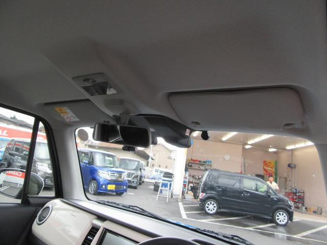 G 除菌済 ワンオーナー 衝突被害軽減システム 社外ナビ ワンセグTV CD再生 ベンチシート フルフラット シートヒーター スマートキー 電動格納ミラー アイドリングストップ バックカメラ ETC(52枚目)