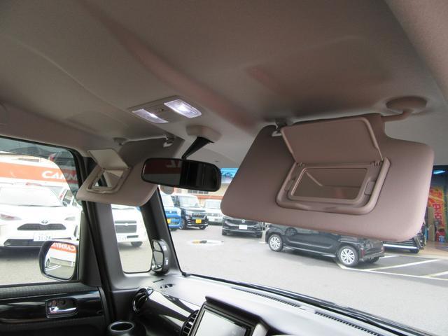 G SSブラックスタイルパッケージ 除菌済 ワンオーナー CTBA 社外ナビ ワンセグTV CD再生 両側パワースライドドア フルフラット シートバックテーブル HID オートライト スマートキー フォグ ETC アイドリングストップ(54枚目)