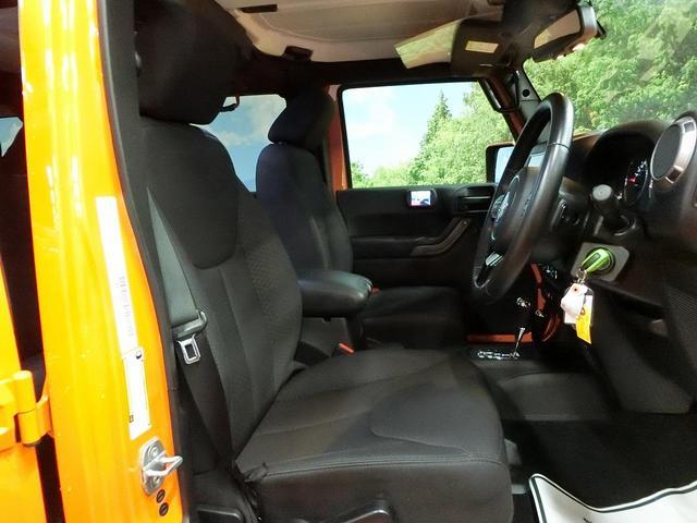 クライスラー・ジープ クライスラージープ ラングラーアンリミテッド オレンジ 70台限定車 1オーナー HDDナビ フルセグ