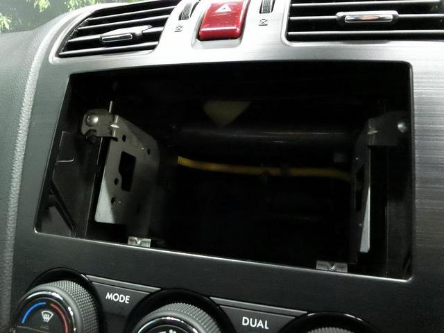 スバル フォレスター 2.0i-S アイサイト 新品ナビ付 XT用バンパー・エアロ