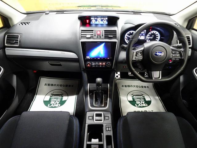 1.6GT-Sアイサイト 8型ナビ 寒冷地仕様 禁煙車(2枚目)
