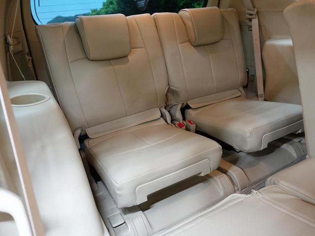 『サードシート』1番後ろの席だって、窮屈な思いはさせません!足元までしっかりスペースを確保できています!!