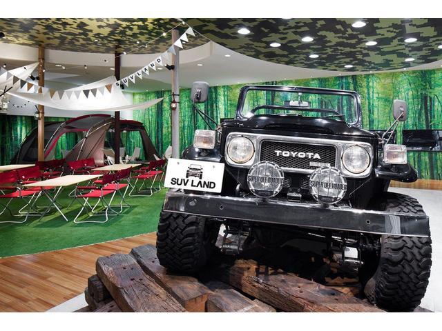 SUVを中心にミニバンなど遊べるクルマを常時250台以上展示!大量仕入れにより魅力的な価格を実現しております。