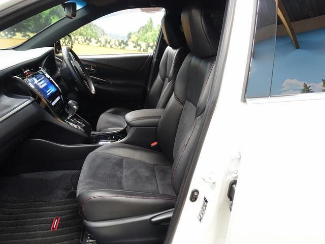 プレミアム 禁煙車 トヨタセーフティセンス 10型BIG-X バックカメラ LEDヘッドライト シーケンシャルウィンカー レーダークルーズ クリアランスソナー 電動リア ハーフレザー 純正18インチAW ETC(22枚目)