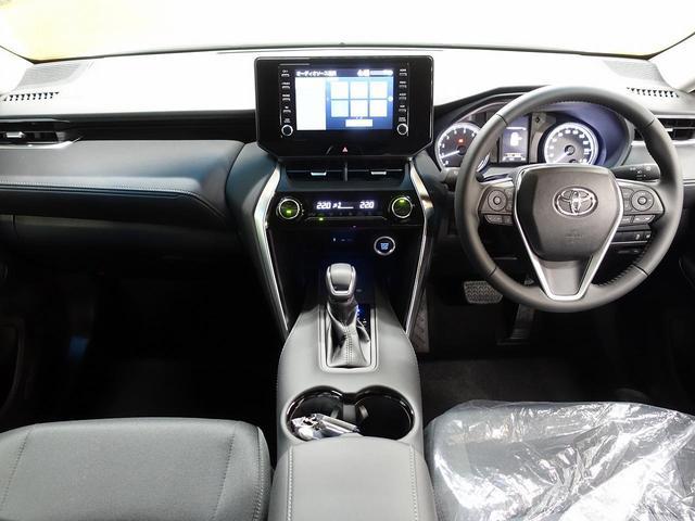 S 登録済未使用車 新型ディスプレイオーディオ セーフティセンス レーダークルーズ クリアランスソナー LEDヘッド バックカメラ 純正17アルミ スマートキー(2枚目)