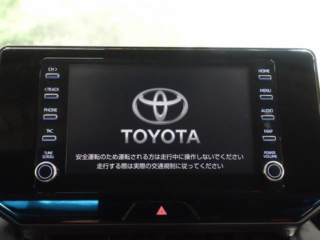 S 登録済未使用車 新型ディスプレイオーディオ セーフティセンス レーダークルーズ クリアランスソナー LEDヘッド バックカメラ 純正17アルミ スマートキー(4枚目)