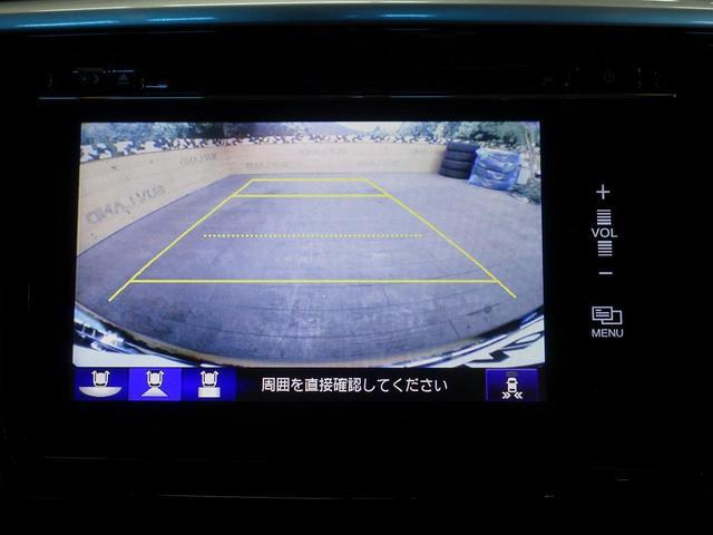 アブソルート・EX 禁煙車 メーカーナビ フリップダウンモニター 両側パワスラ クルーズコントロール LEDヘッド オートライト ハーフレザーシート 純正18AW バックカメラ ETC(4枚目)