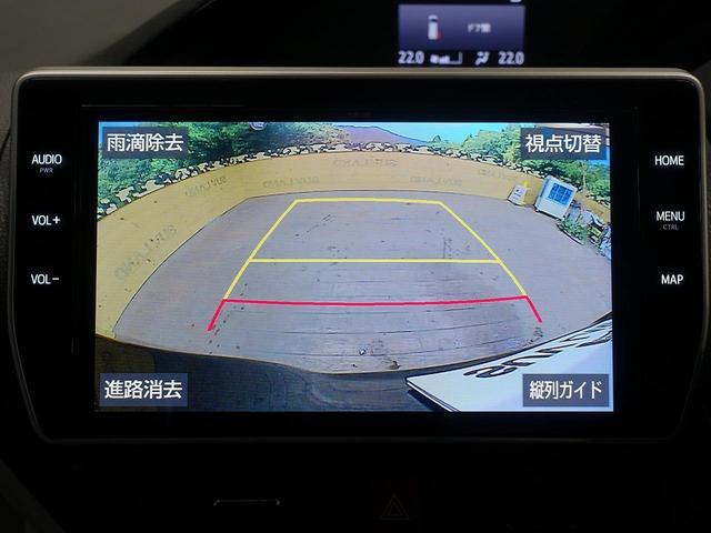ハイブリッドSi ダブルバイビーII 禁煙車 10型SDナビ フリップダウンモニター 両側パワスラ 衝突軽減装置 ハーフレザーシート シートヒーター クルーズコントロール LEDヘッド オートライト バックカメラ(4枚目)