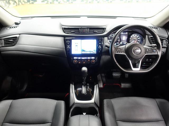 20Xi ハイブリッド プロパイロット 禁煙車 4WD ワンオーナー 純正9型ナビ アラウンドビューモニター スマートルームミラー エマージェンシーブレーキ ルーフレール コーナーセンサー LEDヘッド 全席シートヒーター(2枚目)