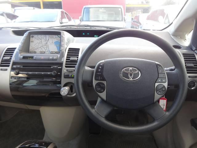 トヨタ プリウス S HDDナビ Bカメラ キーレス CD MD MSV