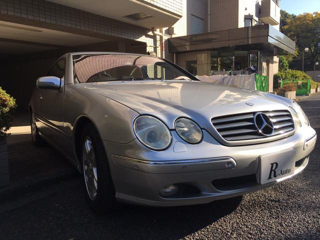メルセデス・ベンツ M・ベンツ CL500 ナビ レザーシート サンルーフ