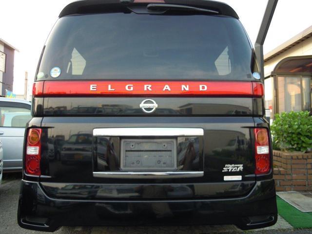 日産 エルグランド ハイウェイスター  両側パワースライドドア ツインモニター