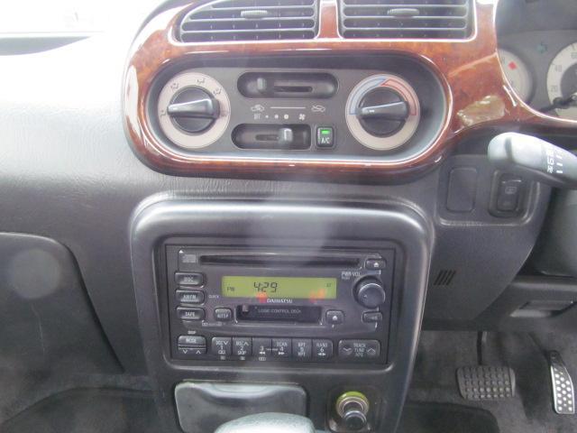 ダイハツ ミラジーノ ジーノミニライトSP仕様 キーレスエントリー CD