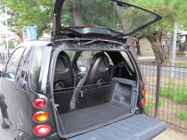 スマート スマート K ベースグレード ディーラー車 キーレスエントリー 記録簿