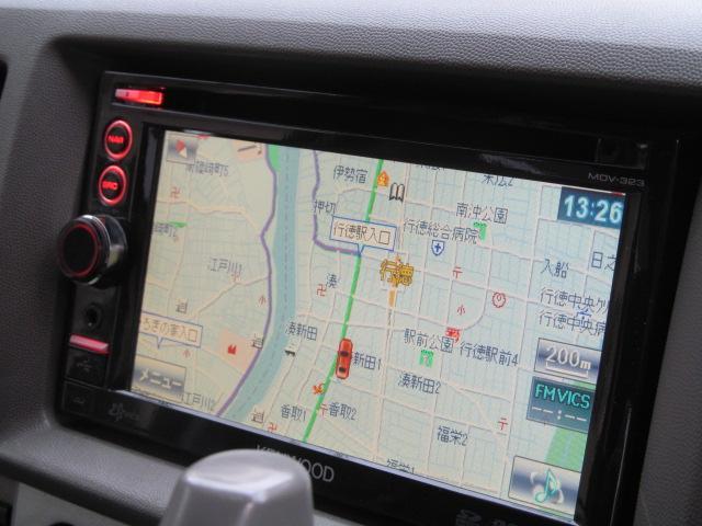 スズキ エブリイワゴン JPターボ ハイルーフ 4WD 社外ナビTV ETC
