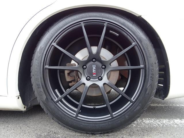 3.5 保証付 新品KMC20AW 本革 車高調 HDDナビ(16枚目)