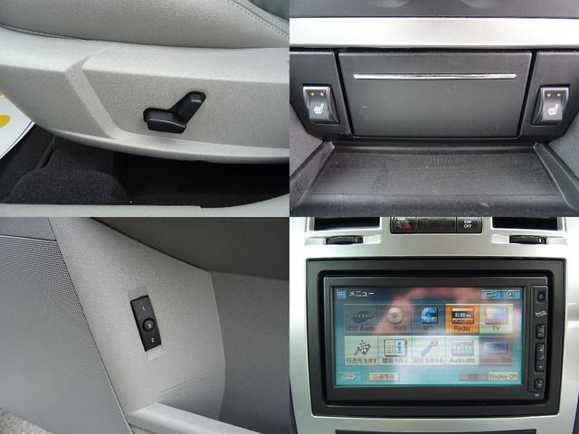 3.5 保証付 新品KMC20AW 本革 車高調 HDDナビ(18枚目)