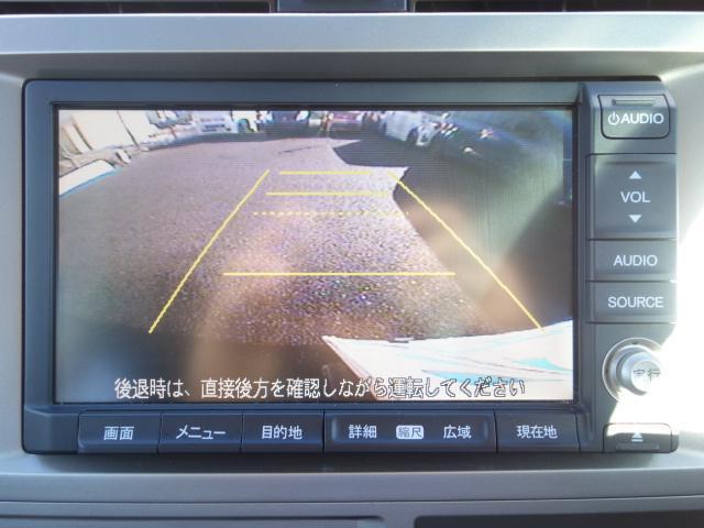 ホンダ ゼストスパーク W HDDインターナビ TV バックカメラ スマートキー