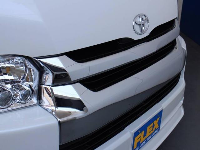 トヨタ ハイエースワゴン 2.7 GL ロング ミドルルーフ 4WD 寒冷地仕様
