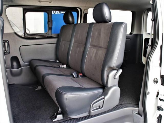 トヨタ ハイエースバン 2.8 スーパーGL ディーゼルターボ 新型 ダークプライム