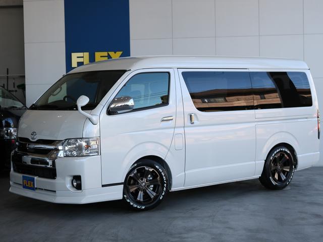 「トヨタ」「ハイエース」「ミニバン・ワンボックス」「埼玉県」の中古車64